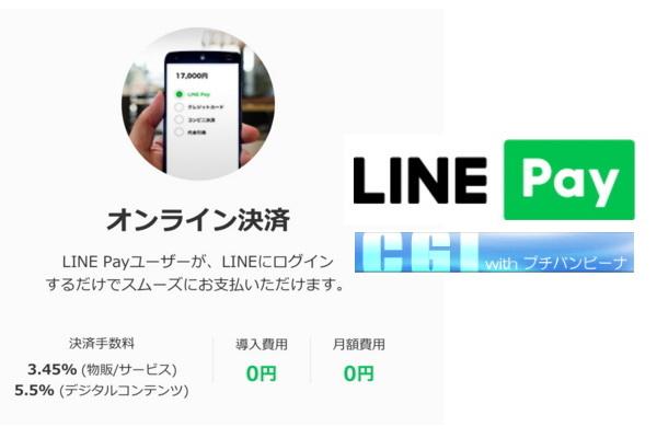 LINE Payオンライン決済用PHP販売サイトのご紹介!
