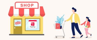 PayPay加盟店(実店舗)
